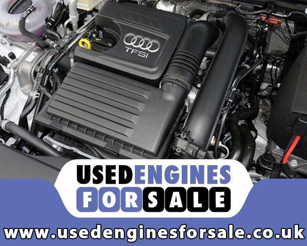 Engine For Audi A3-Petrol