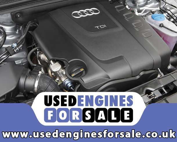 Reconditioned Engine For Audi A4 Diesel