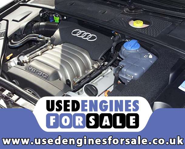 Engine For Audi A4-Petrol