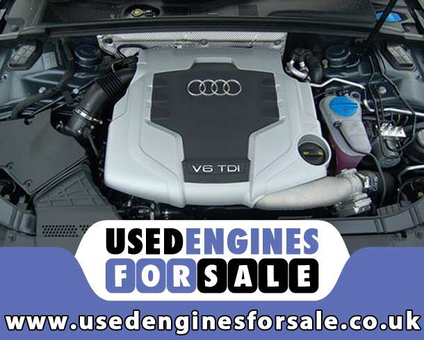 Reconditioned Engine For Audi A5 Diesel