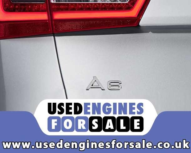 Audi A6-Petrol