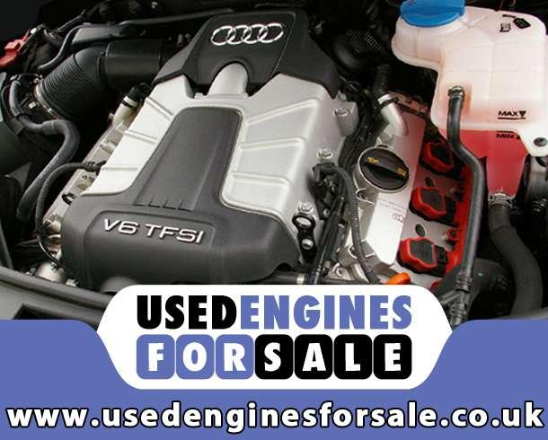 Engine For Audi A6-Petrol