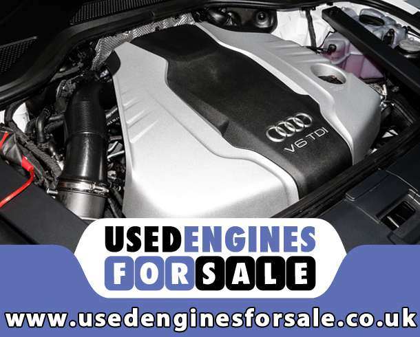 Reconditioned Engine For Audi A8 Diesel