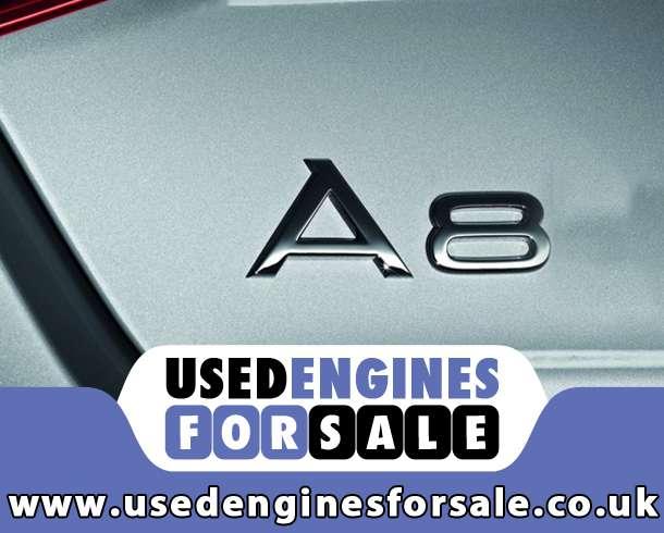 Audi A8 Petrol