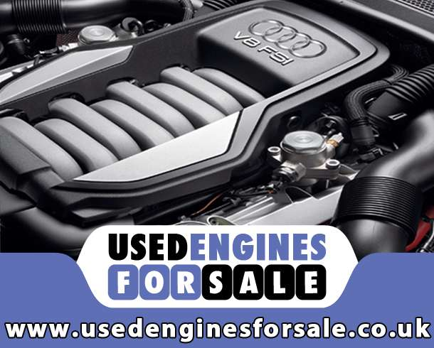 Reconditioned Engine For Audi A8 Petrol