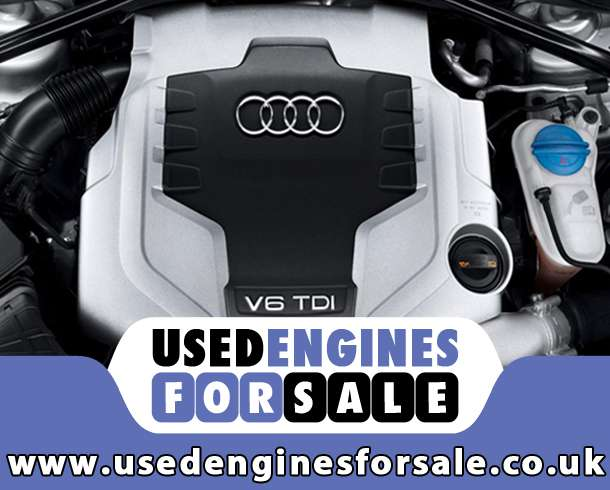 Reconditioned Engine For Audi Q5 Diesel