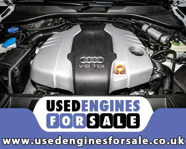 Reconditioned Engine For Audi Q7 Diesel