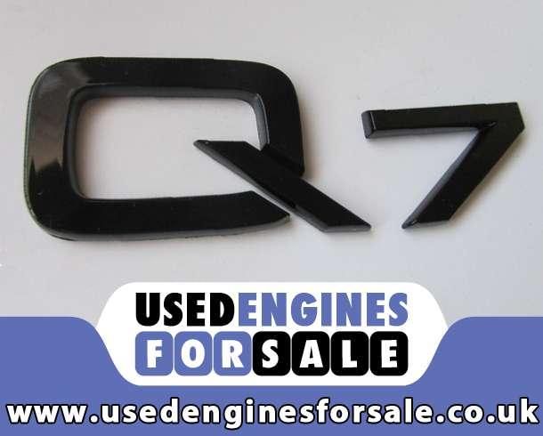 Audi Q7 Petrol