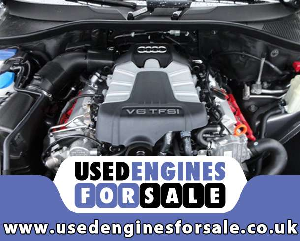 Reconditioned Engine For Audi Q7 Petrol