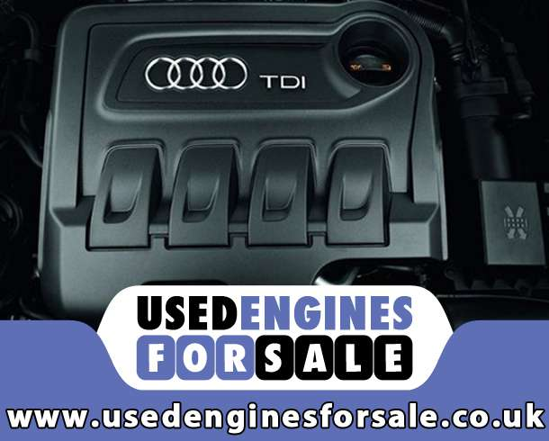 Reconditioned Engine For Audi TT Diesel