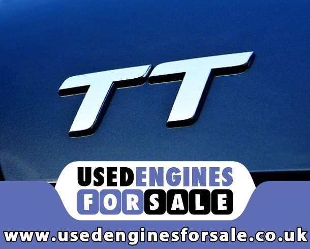 Audi TT-Petrol