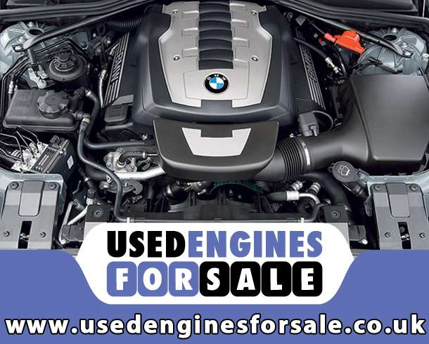 Engine For BMW 120d-Diesel