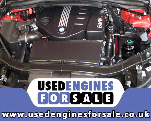 Reconditioned Engine For BMW 123i Petrol