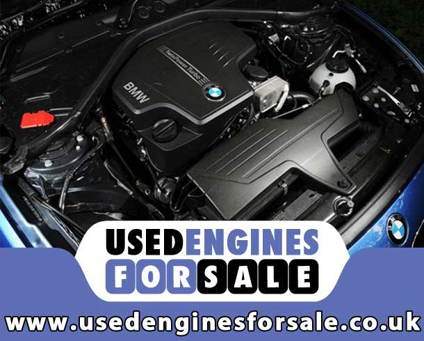 Reconditioned Engine For BMW 125i Petrol