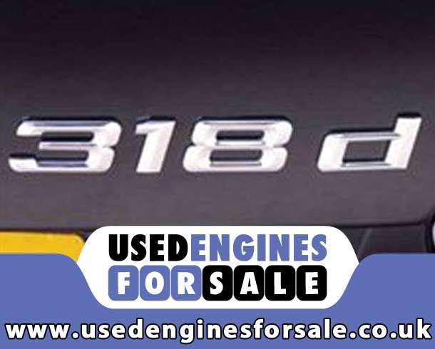 BMW 318d-diesel