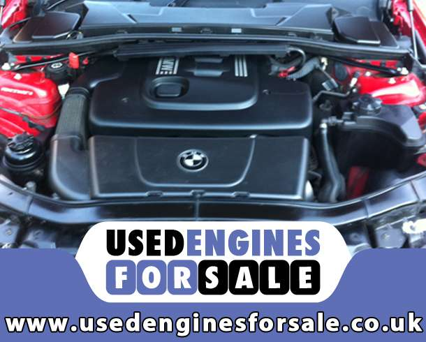 Reconditioned Engine For BMW 318d diesel