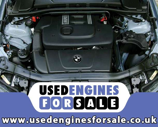 Engine For BMW 320d-Diesel