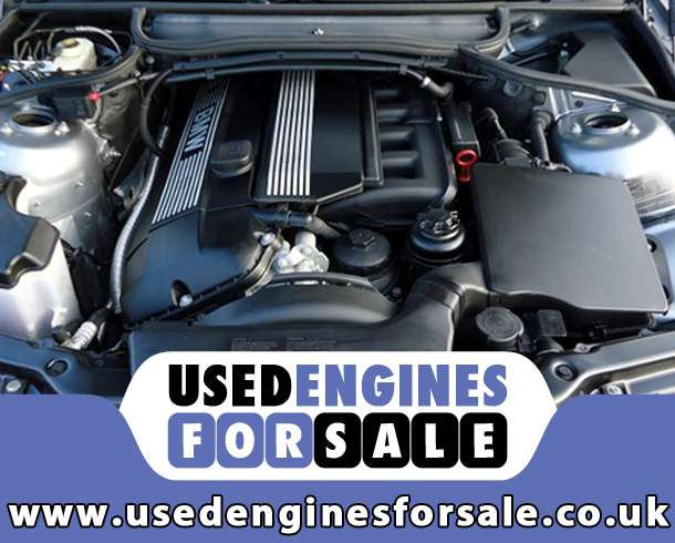 Reconditioned Engine For BMW 320i Petrol