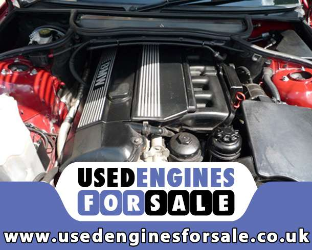 Reconditioned Engine For BMW 325i Petrol