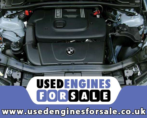 Reconditioned Engine For BMW 330d Diesel