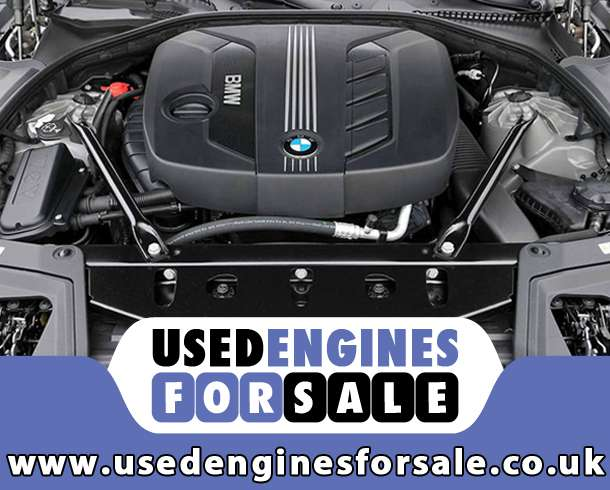 Reconditioned Engine For BMW 520d Diesel