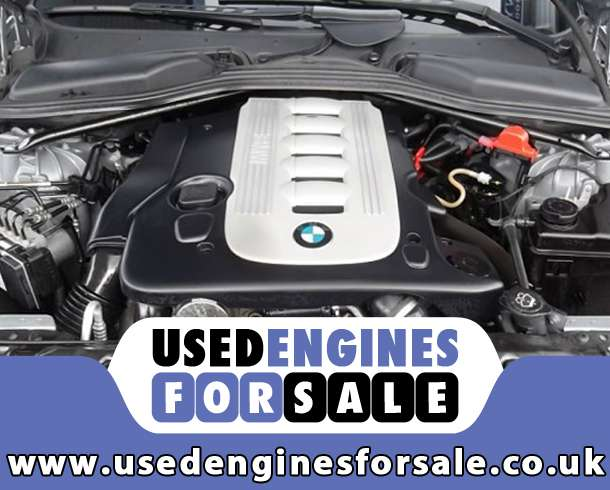 Reconditioned Engine For BMW 525d Diesel