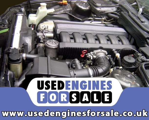 Reconditioned Engine For BMW 525i Petrol