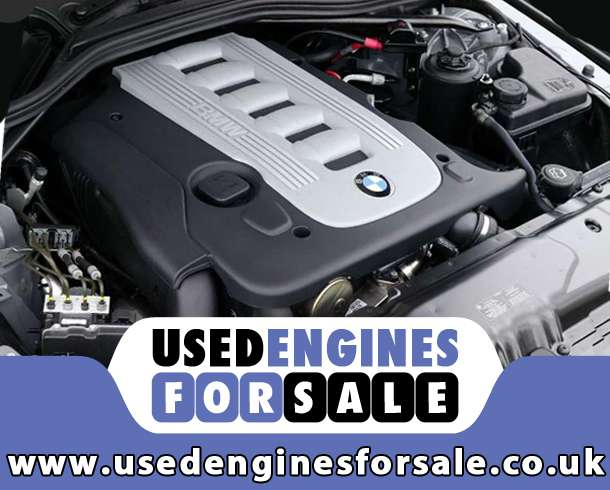 Reconditioned Engine For BMW 530d Diesel