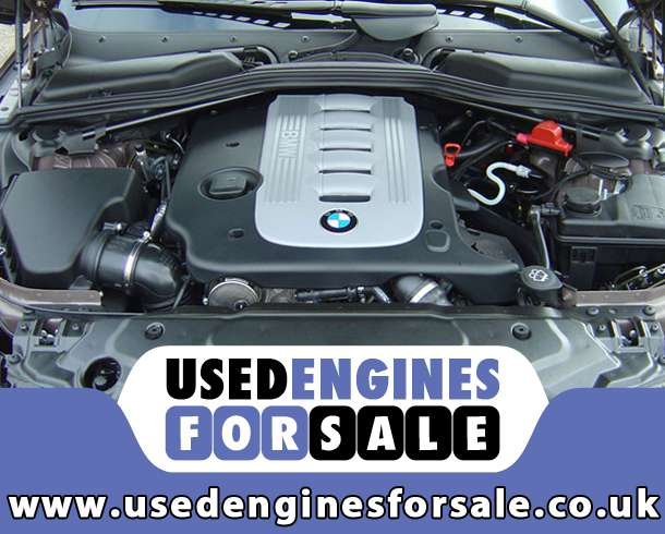 Reconditioned Engine For BMW 535d Diesel