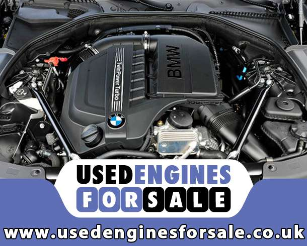Reconditioned Engine For BMW 630d Diesel