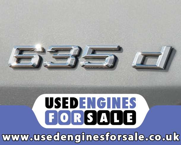BMW 635d Diesel