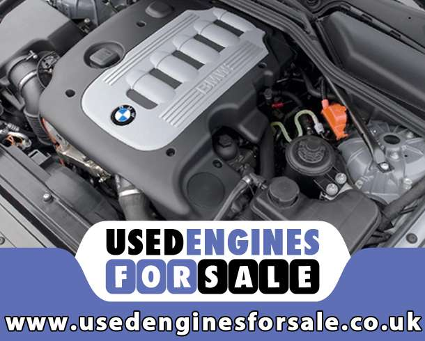 Reconditioned Engine For BMW 635d Diesel