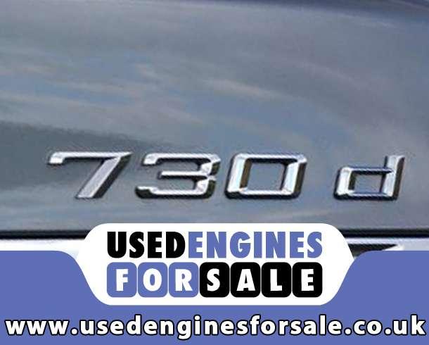 BMW 730d Diesel