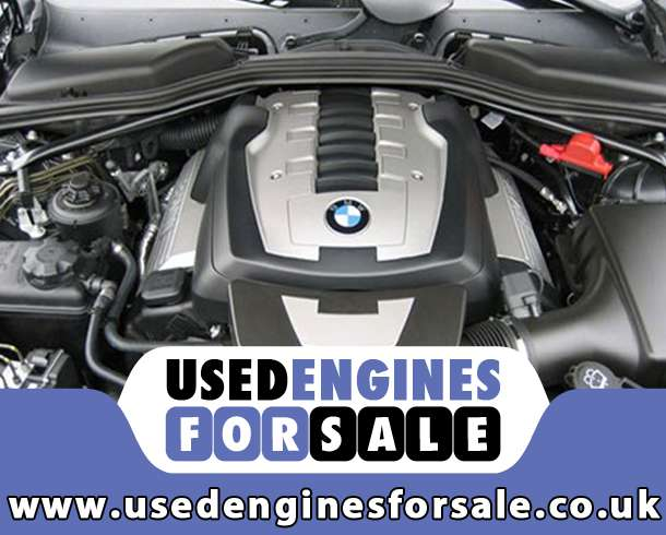 Reconditioned Engine For BMW 735d Diesel