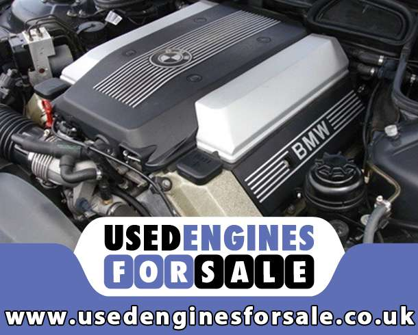Reconditioned Engine For BMW 740i Petrol
