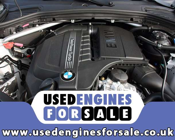 Reconditioned Engine For BMW X3 Petrol
