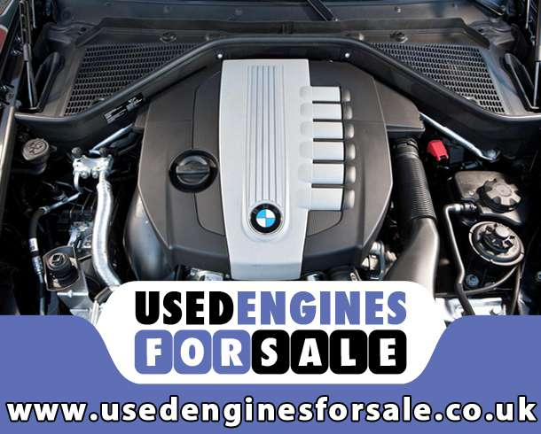 Reconditioned Engine For BMW X5 Diesel