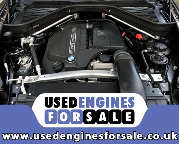 Reconditioned Engine For BMW X5 Petrol