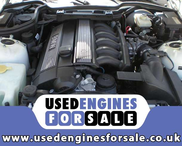 Reconditioned Engine For BMW Z3 Roadster