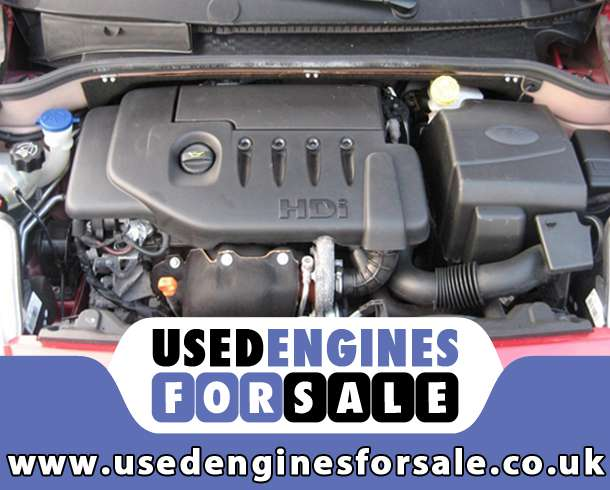 Engine For Citroen C2-Diesel