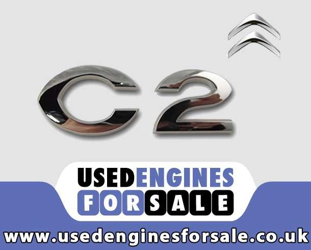 Citroen C2-Petrol