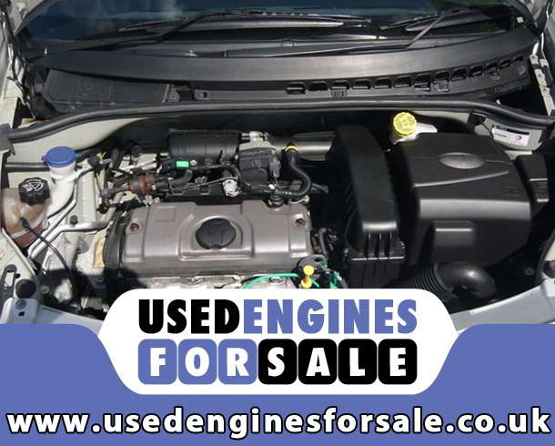Engine For Citroen C3-Diesel