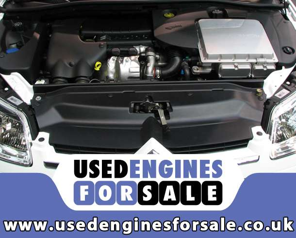 Reconditioned Engine For Citroen C4 Diesel