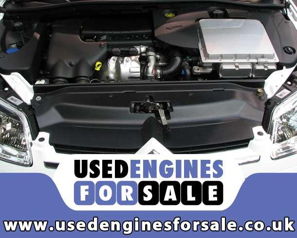 Engine For Citroen C4-Diesel