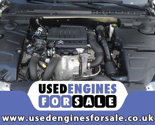 Reconditioned Engine For Citroen C5 Diesel