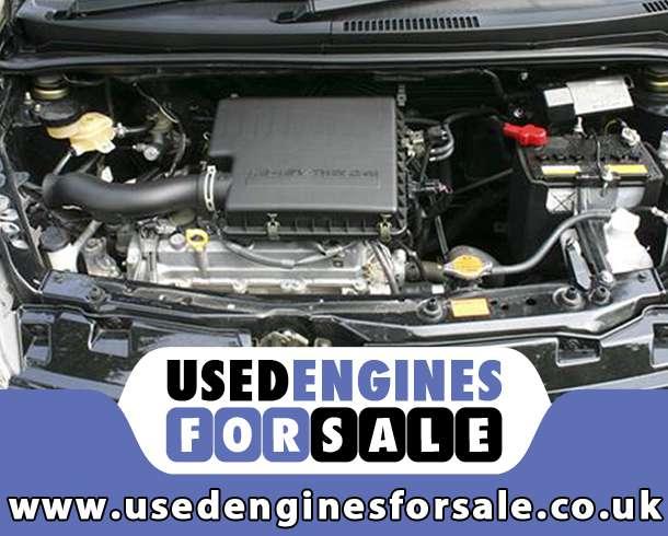 Reconditioned Engine For Daihatsu Terios