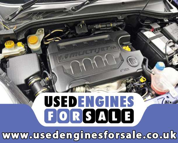 Reconditioned Engine For Fiat Doblo Petrol
