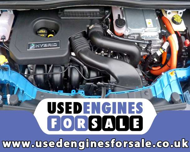 Engine For Ford C-MAX-Diesel