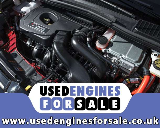 Engine For Ford Focus-C-Max-Diesel