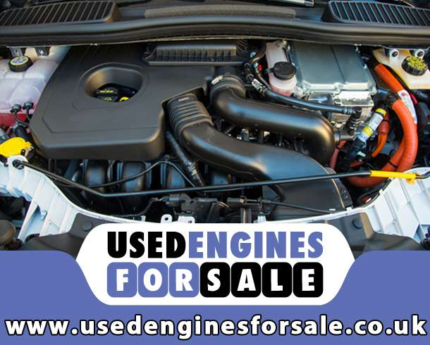 Reconditioned Engine For Ford Focus C Max Petrol